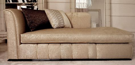 Кушетка GORDON CHAISE LONGUE Bruno Zampa