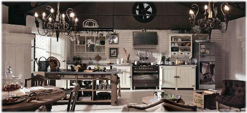 Кухня Cucine 02 Dialma Brown