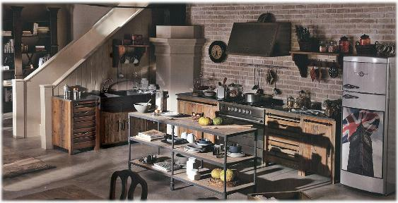 Кухня Cucine 03 Dialma Brown