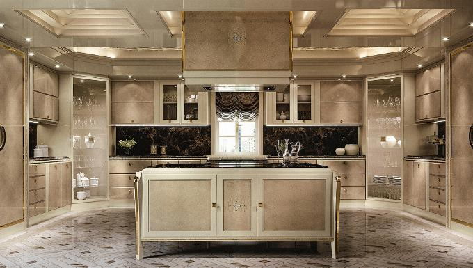 Кухня CAFE DES ARTS 02